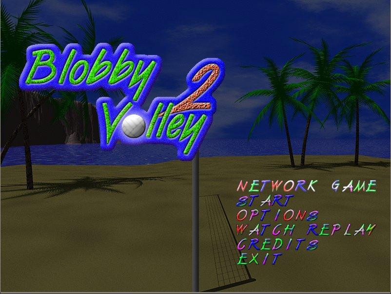 blobby volley online spielen
