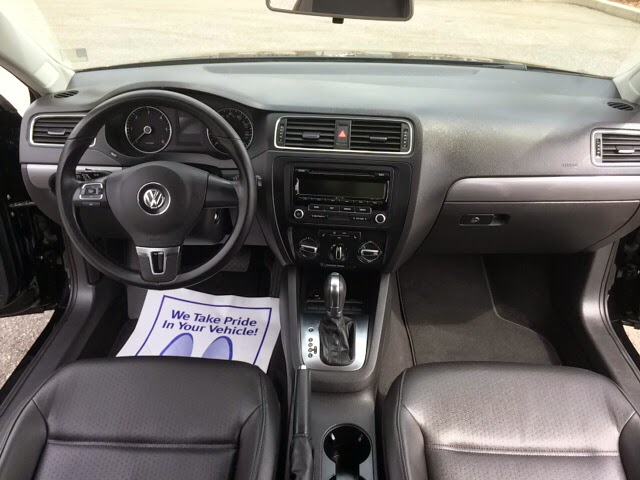 2013 Volkswagen Jetta Cabin