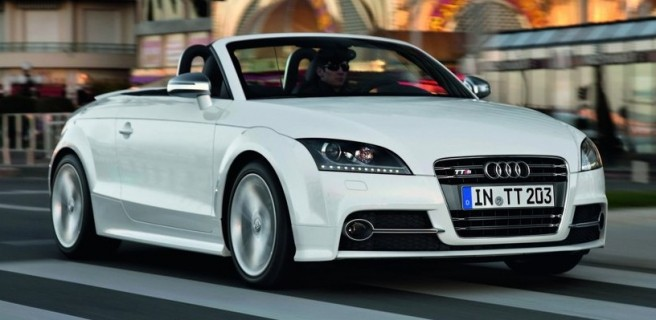 2011 Audi Tts Roadster. 2011 Audi R8 Cabriolet