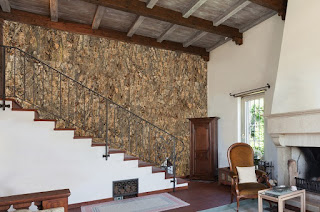 Jelinek Cork Wall Tiles - Natural cork walls