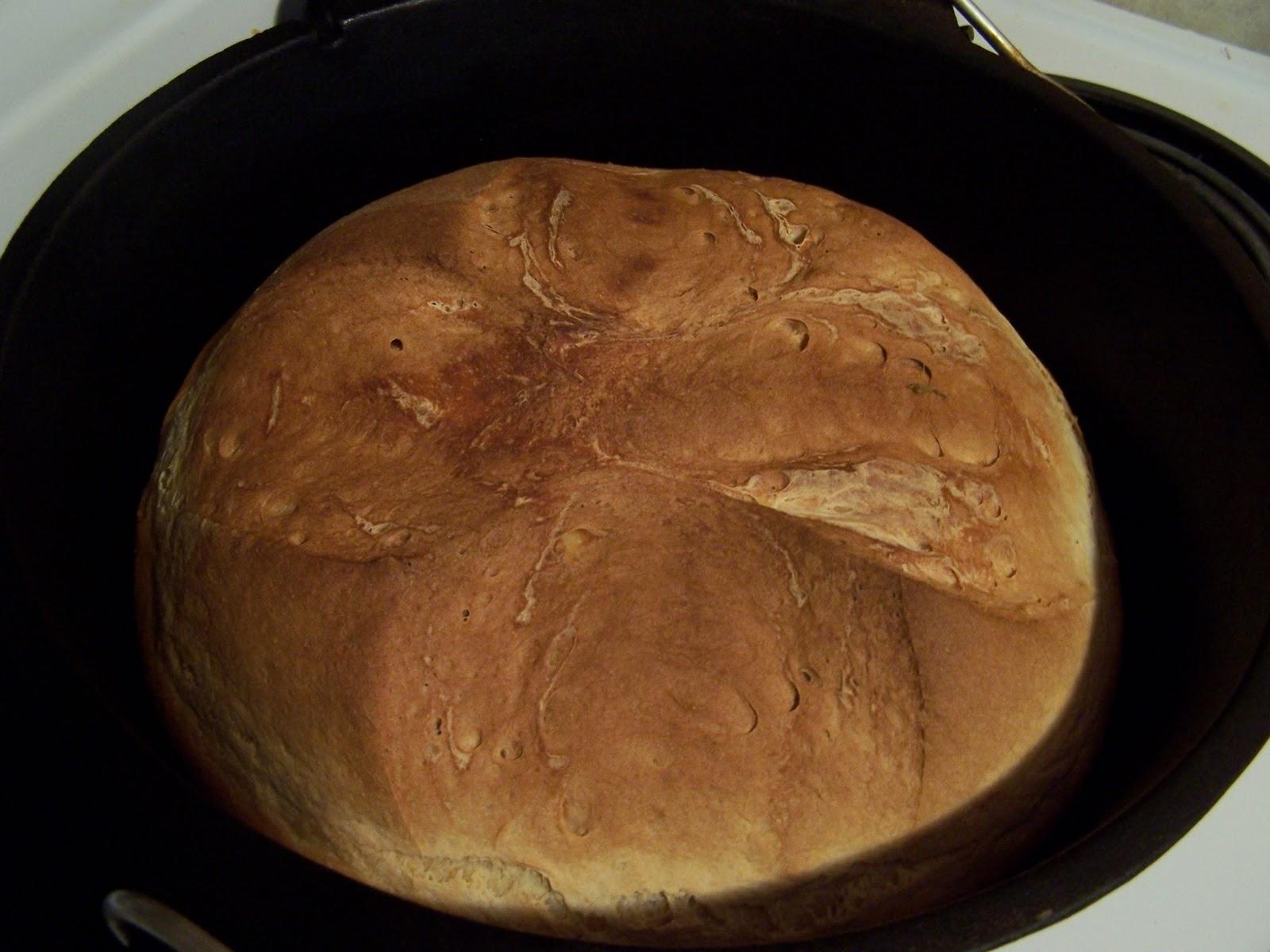 Dutch Oven Sourdough Bread Recipe