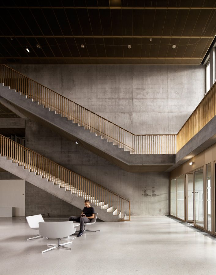David chipperfield architects a f a s i a - Best colleges for mba in interior designing ...