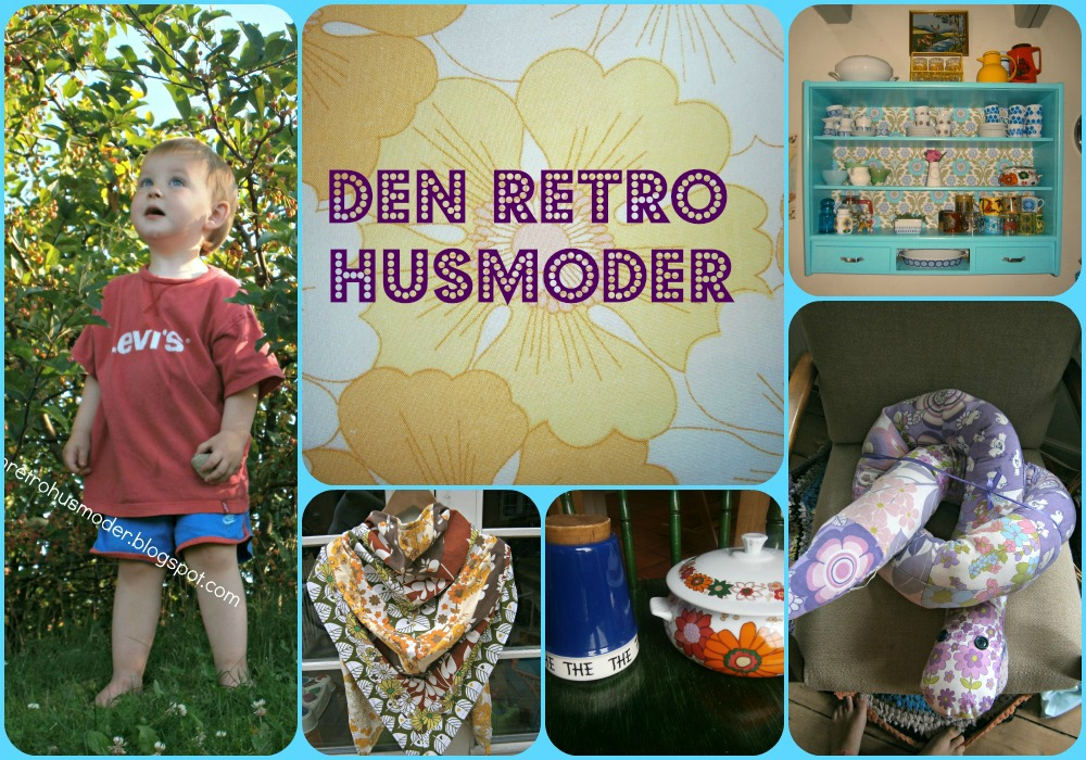 Den retro husmoder