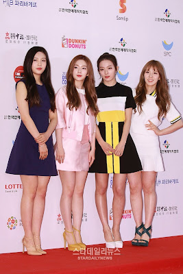 Red Velvet Dream Concert 2015