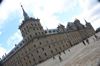 San Lorenzo del Escorial monastery