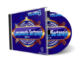 Lanamento Sertanejo Vol. 06 