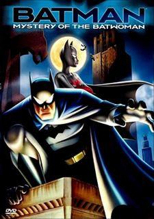 Batman: El Misterio de la Batimujer – DVDRIP LATINO