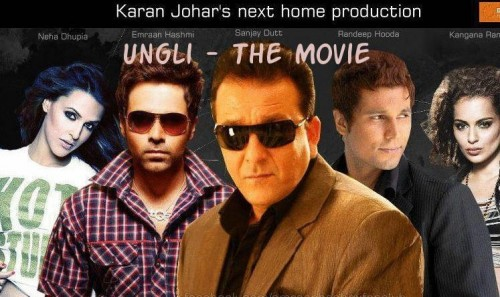 Ungli,Movie,Poster