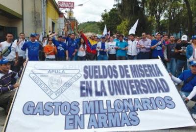 Pueblo y Universidad unidos por sus derechos