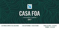 Casa FOA 2017