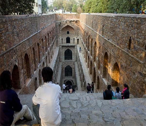 5-अग्रसेन की बाओली,दिल्ली (Agrasen ki Baoli, Delhi)