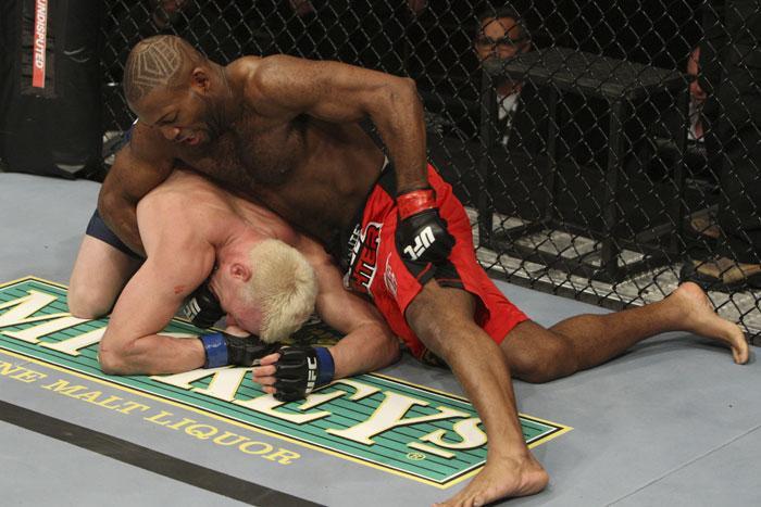 Grandes lutas do UFC