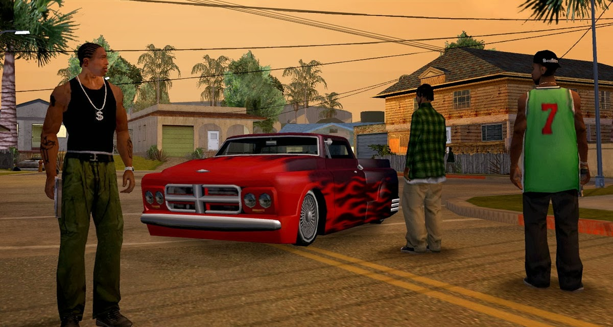 tahmil GTA San Andreas Unlimited Money Free Download | Android Apps ...