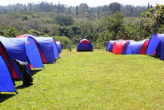 camping ground sentul