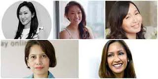Blog Blogging, wanita sukses