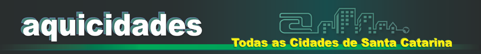 Aquicidades - Todas as cidades de Santa Catarina