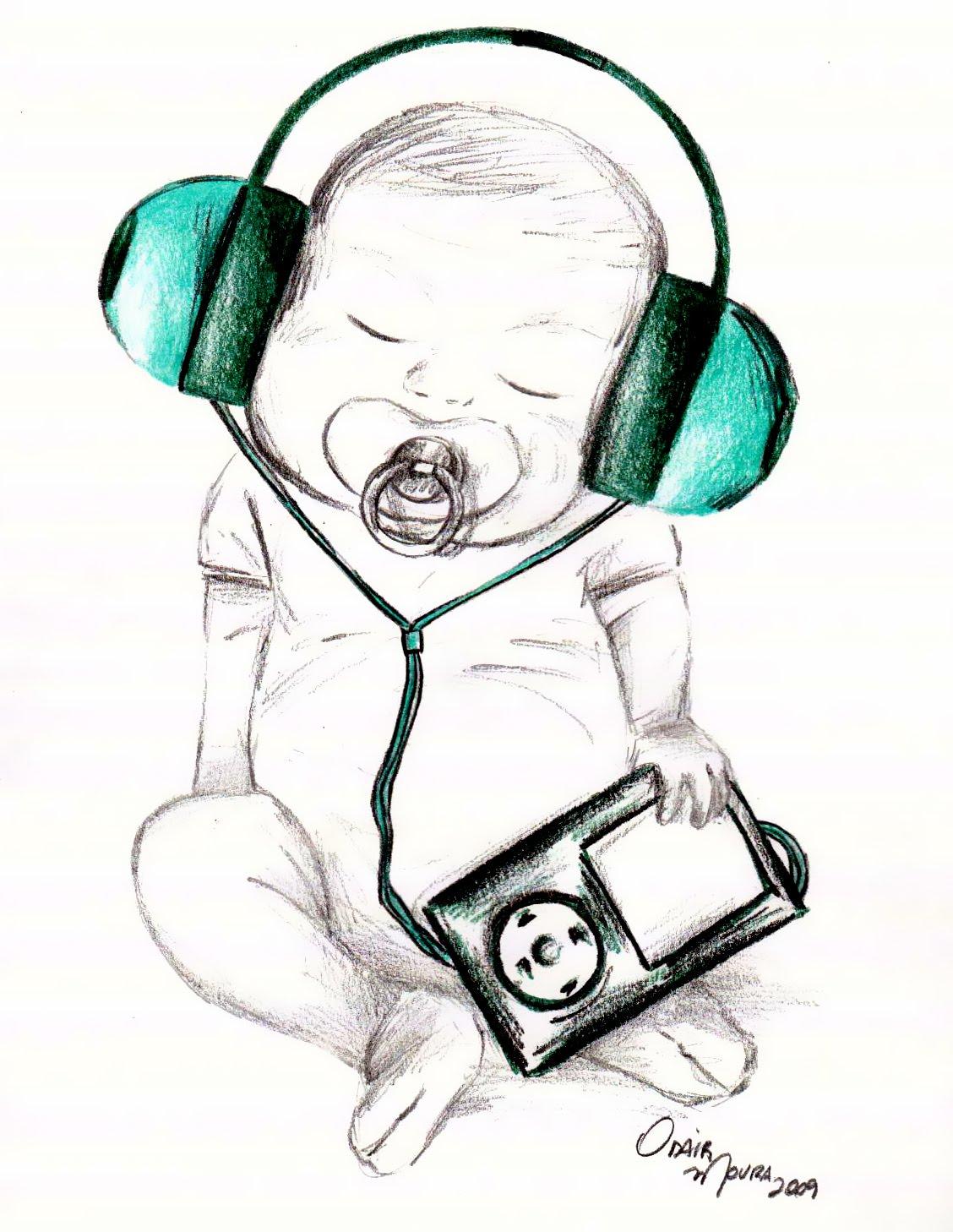 Musicalização para bebês Cantando Na Chuva