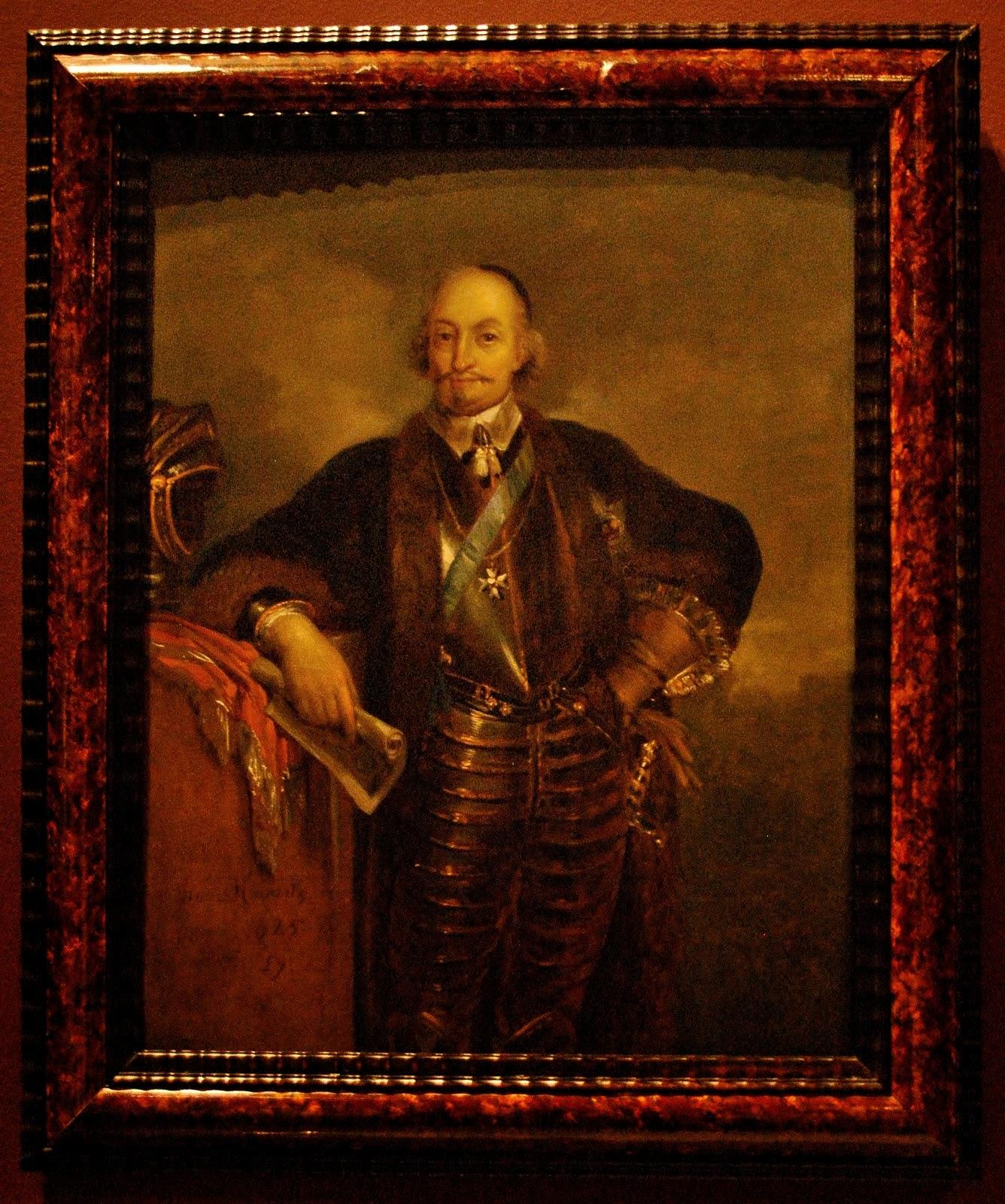 Retrato de Maurício de Nassau
