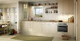 ห้องครัวพร้อมด้วยรูปแบบ