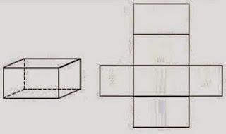 Kumpulan Gambar Jaring-Jaring Bangun Ruang Lengkap   yang ...