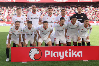 Plantilla Sevilla Fútbol Club 2018 - 2019