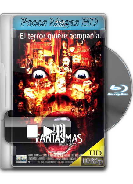 13 Fantasmas (13 Ghosts) [BrRip 1080p] [Audio Dual] [Latino/Ingles] [Año 2001]