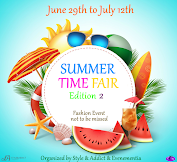 Summer Time Fair  2 - June 29h to July 12th