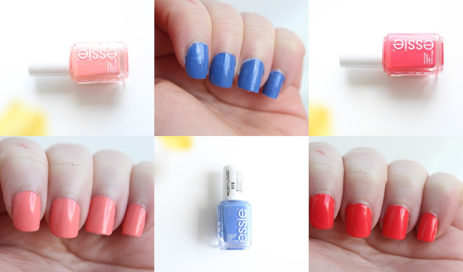 Essie Summer Collection 2015 | The Sunday Girl