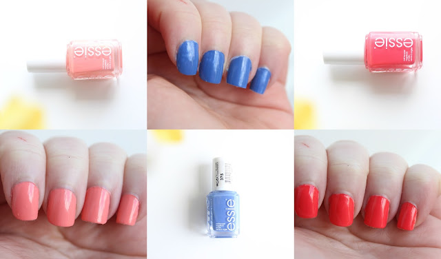 Essie Summer Collection 2015