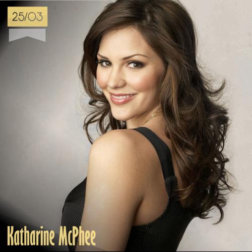 25 de marzo   Katharine McPhee - @katharinemcphee   Info + vídeos