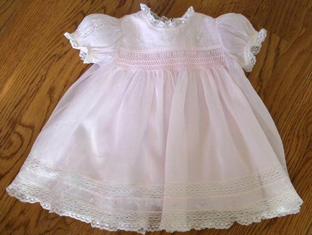 Baby dress up smocked baby dresses