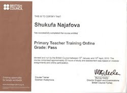 British Council online course