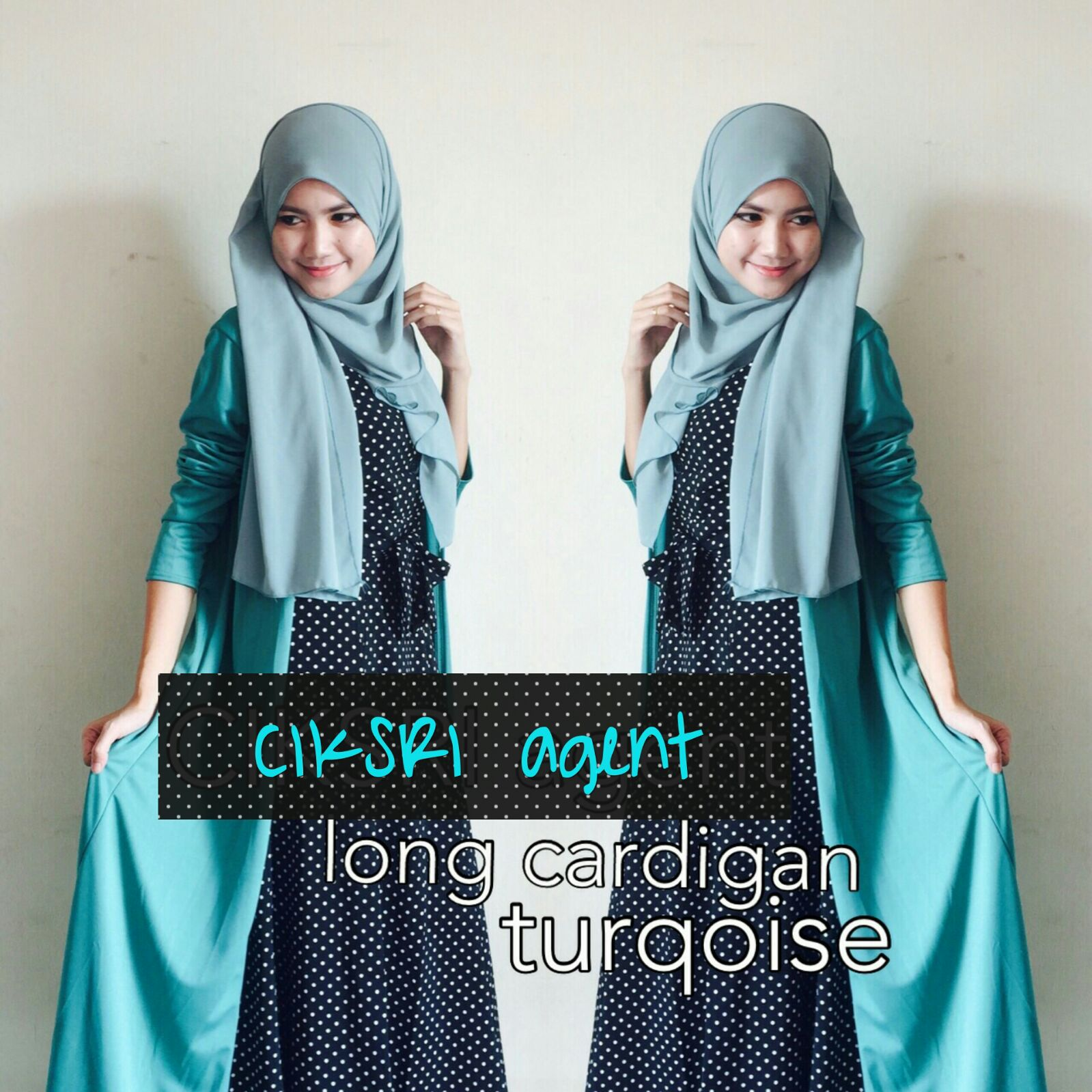 Maxi dress cardigan murah - Best Dressed