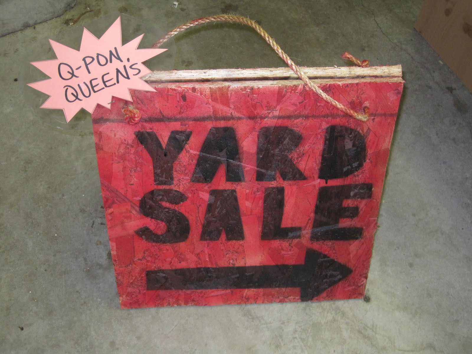 Fred Meyer Furniture Coupon Cloud 9 Couponing: Garage Sale Friday