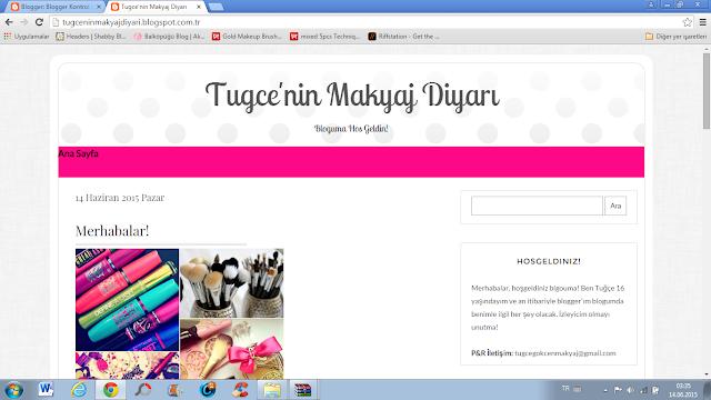 Yeni blogger