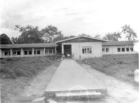 FONTE BOA (AM) - Escola Valdemariana Ferreira - 1956