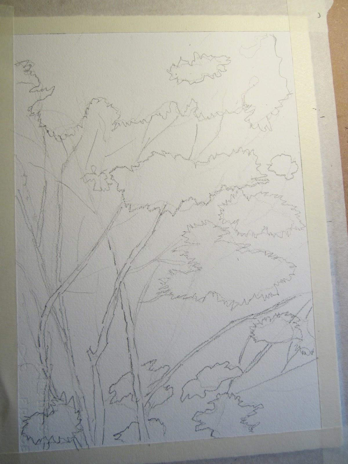 Lezione 4 Colori Caldi E Freddi Paesaggio Autunnale Ciam