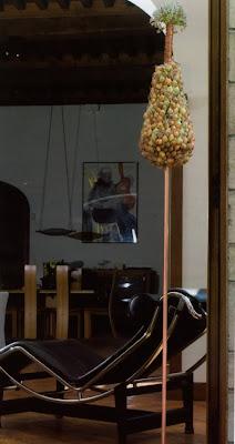 Декорация на дома с лук