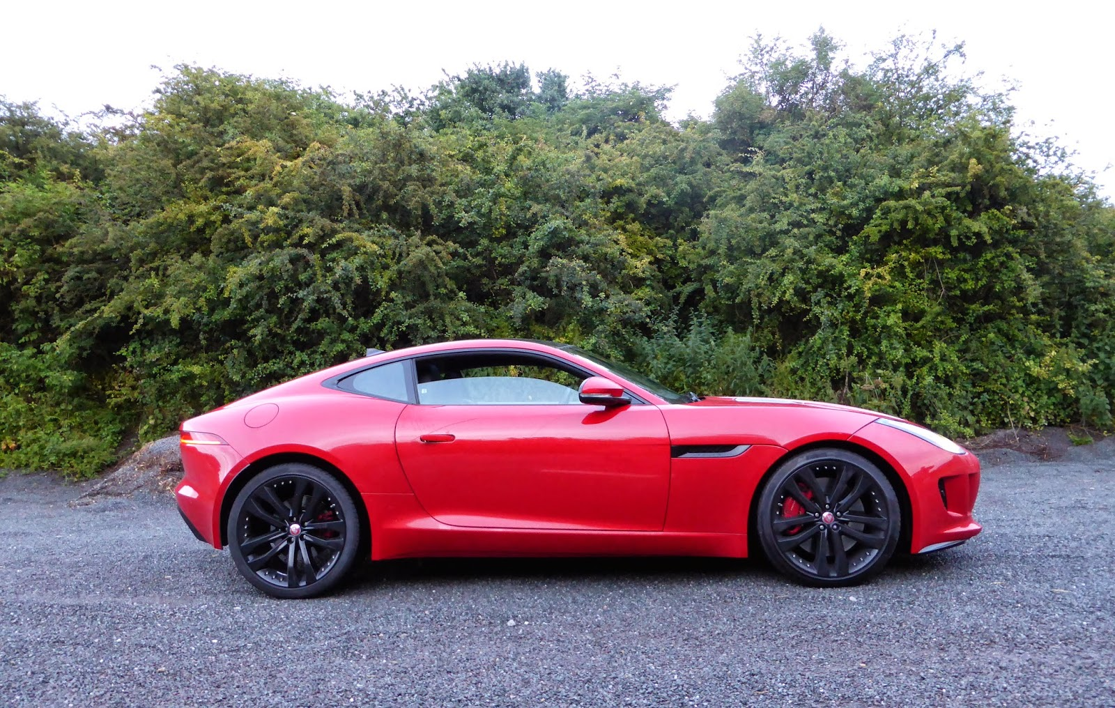 2014 Jaguar F-Type Coupe V6 S