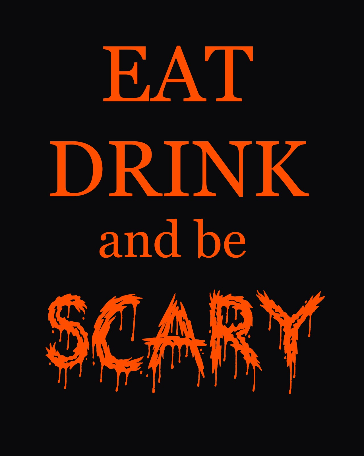 Join us for the 4th Annual Eat, Drink, & Be Scary! We have changed locations and have added some great entertainment. Ticket prices include all drinks, food, parking, entertainment, and prize opportunities. Music provided by Kirbys Dreamland and DJ Michael Schad. Photo booth and other photo opportunities.