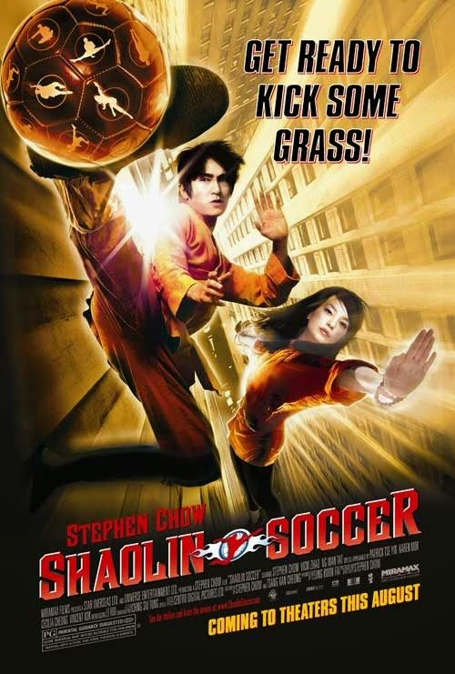 Shaolin Soccer (2001) BluRay 720p Full Movie + Subtitle Indonesia