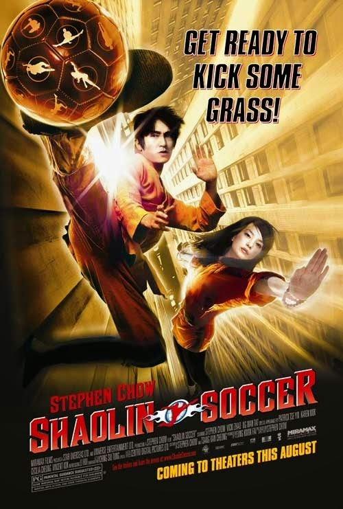 Shaolin Soccer (2001) BluRay 720p Full Movie + Subtitle Indonesia
