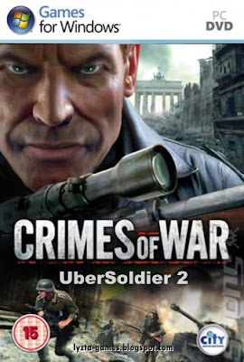 Crimes Of War: UberSoldier 2 PC Cover