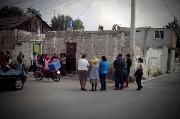 Casa pobre en Edomex