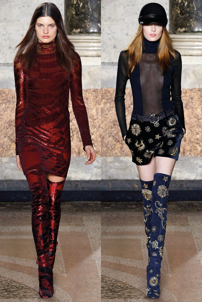 DressCode:HighFashion: Runway Trend Fall/Winter 15/16: Thigh High