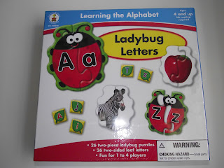 ~Our Holiday Gift Guide~ Carson-Dellosa Publishing Ladybug Game