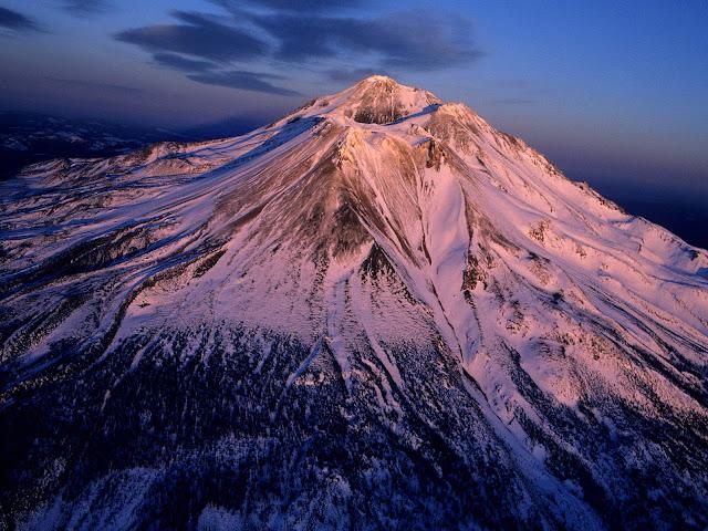 Αποτέλεσμα εικόνας για Όρος Σάστα
