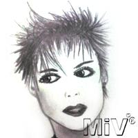 MIV3D mulher face