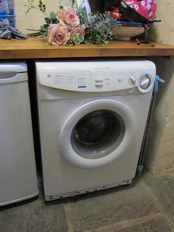 washing machine controllers