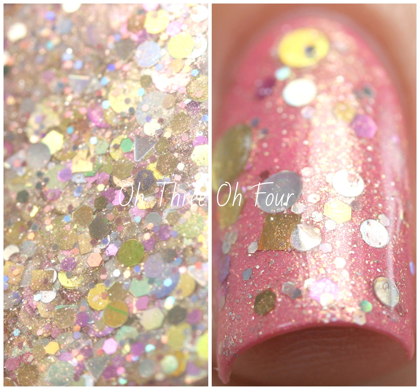 Lynnderella Finger Food Swatch